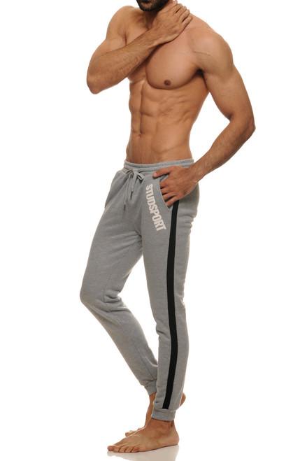 STUD Sweatpants Culver Heather Grey (RW698TR01-Heather-Grey)