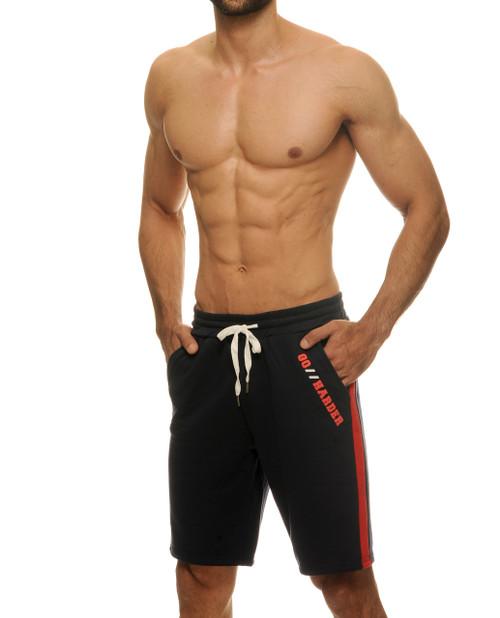 STUD Sweat Shorts Denver Marl Navy (RW700BS09-Marl-Navy)