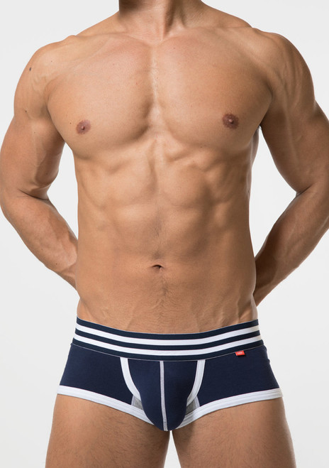 TOOT Underwear Cotton Stretch Nano Trunk Navy (NB08G270-Navy)