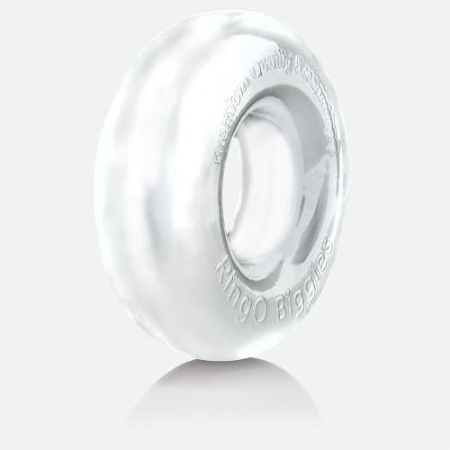 Screaming O RingO Biggies Erection Ring Clear (RBG-110-CLEAR)