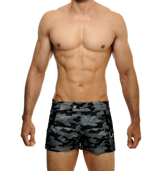 STUD Beachwear Kayak Shorts Camo (RW805BS01)