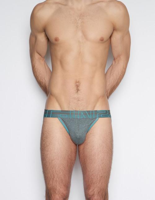 C-IN2 Underwear - Zen Street Jock Mallard Blue (3226-474)