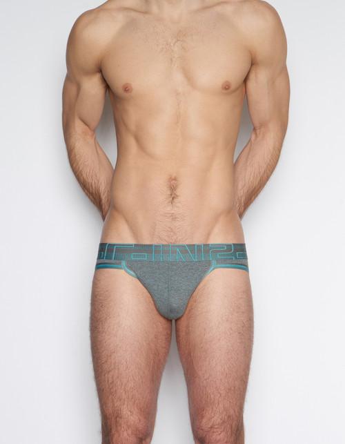 C-IN2 Underwear - Zen Slider Brief Mallard Blue (3213-474)