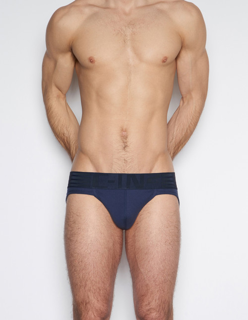 C-IN2 Underwear - Hard Core Sport Brief Flotilla Navy (2714-456)