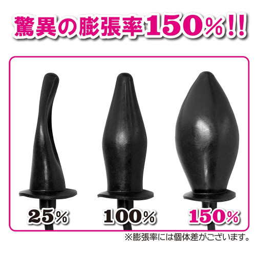 Toy's Heart Japan Expansion Butt Plug