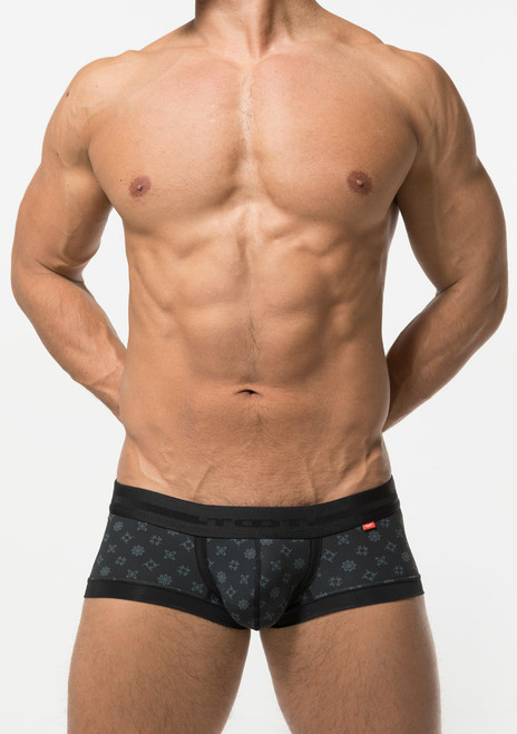 TOOT Underwear Monogram Nano Trunk Black (NB34H309-Black)