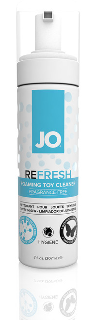 System JO Refresh Foaming Toy Cleaner 207ml (40200)