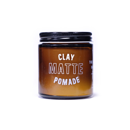 The Mailroom Barber Co Matt Clay Pomade (3.5 oz)