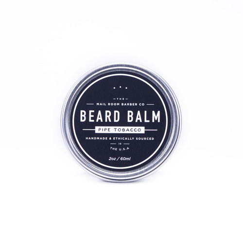 The Mailroom Barber Co Beard Balm (2 oz)