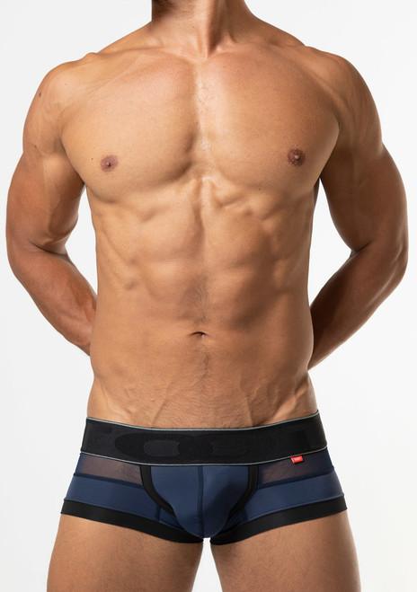 TOOT Underwear Round Line Mesh Nano Trunk Navy (NB42H326)