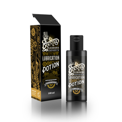 Dr Rocco's Lubrication Potion Water Based Lubricant 100ml (DRPELP-FOO)