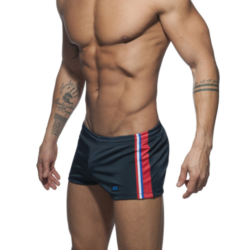 Addicted Countries Shorts Navy (AD724-09)