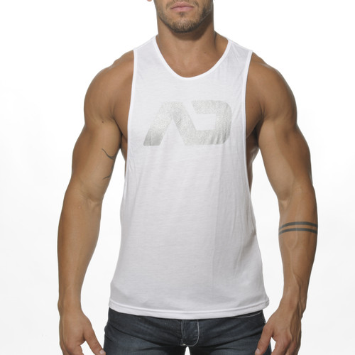 Addicted AD Low Rider Tanktop White (AD043-01)