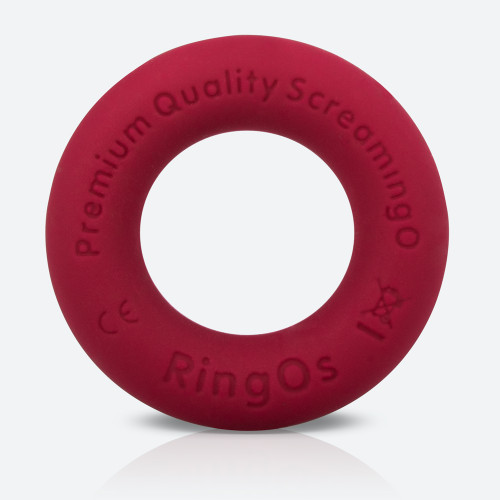 Screaming O RingO Ritz Erection Red (LSR-R-101-RED)