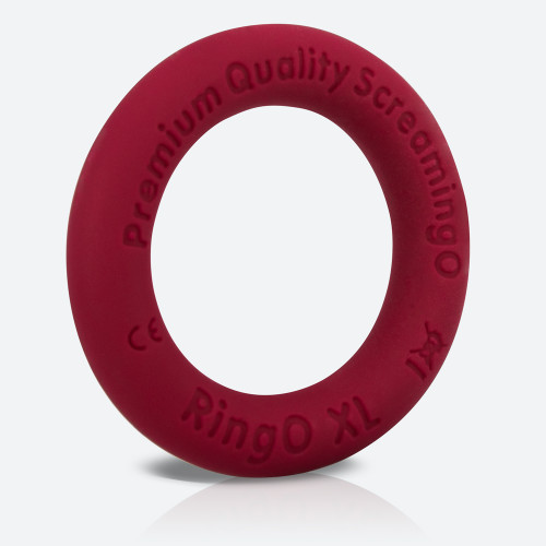 Screaming O RingO Ritz Erection Ring XL Red (LSX-R-101-Red)