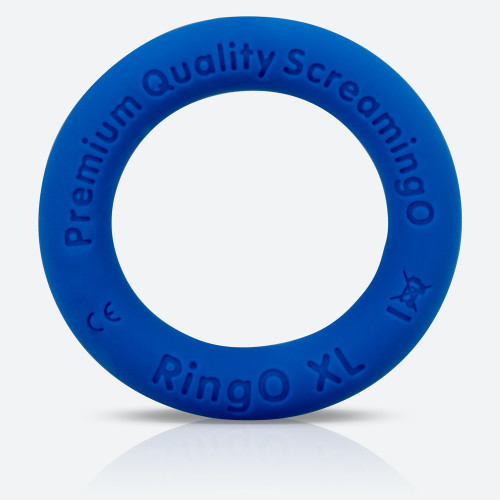 Screaming O RingO Ritz Erection Ring XL Blue (LSX-R-101-Blue)