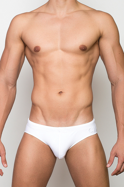 2EROS Swimwear Core Swim Brief White (V1041WH)