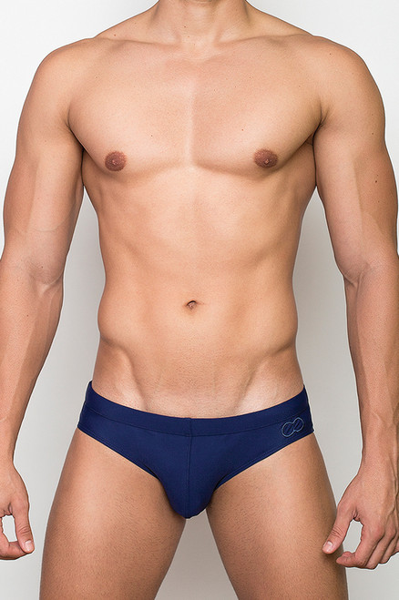 2EROS Swimwear Core Swim Brief Navy (V1041NY)