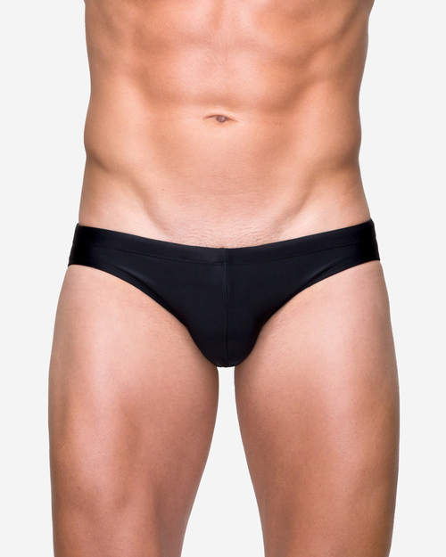 TEAMM8 Swimwear Baseline Swimbrief Black (TS-DABR-BLK)