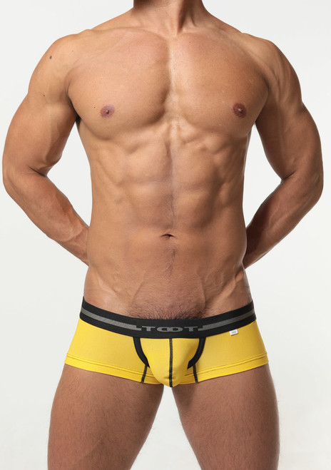 TOOT Underwear Neo Mesh Nano Trunk Yellow