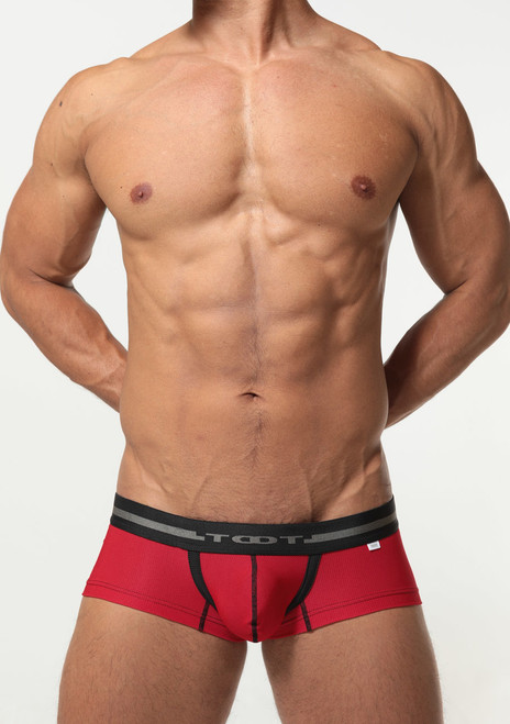 TOOT Underwear Neo Mesh Nano Trunk Red