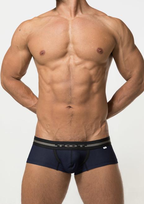 TOOT Underwear Neo Mesh Nano Trunk Navy