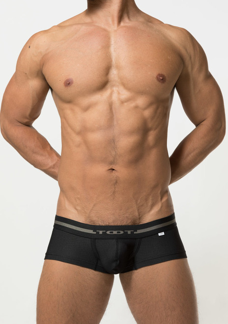 TOOT Underwear Neo Mesh Nano Trunk Black