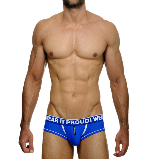 STUD Underwear Vamco Brief Blue