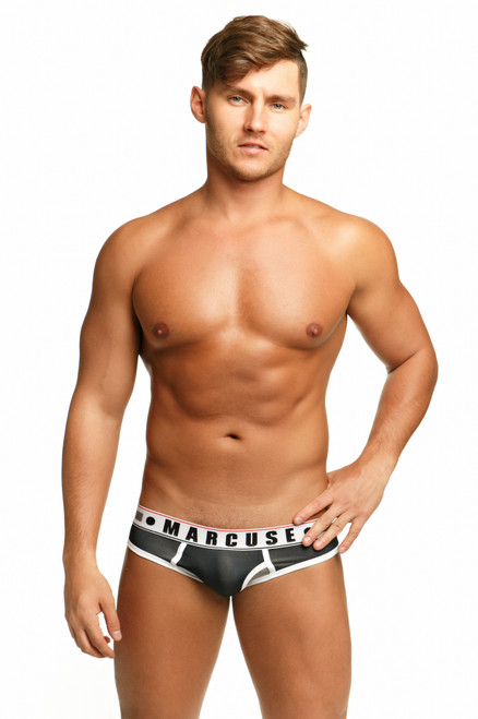Marcuse Underwear Monument Brief Black (Marcuse-Monument-Black)