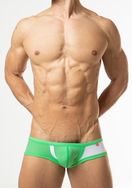 TOOT Underwear Bicolor Super Nano Trunk Cactus (SN27I351-Cactus)