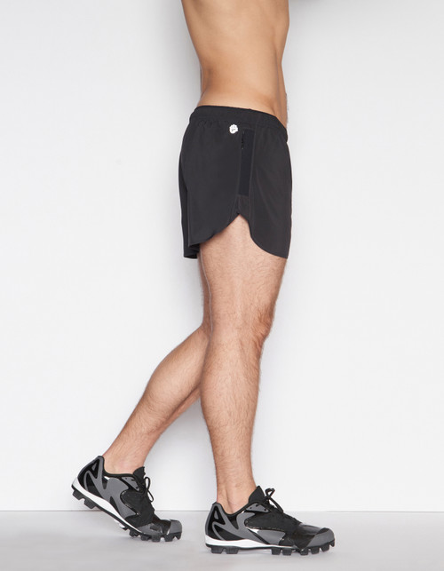 C-IN2 Grip Athletic Running Shorts Black (4965-005)