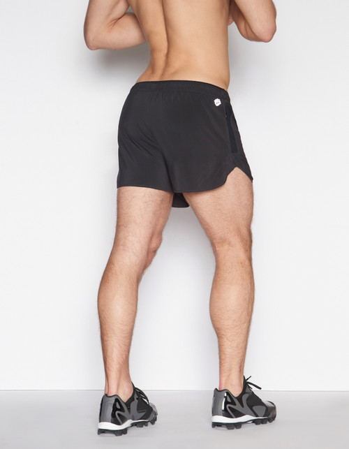 C-IN2 Grip Athletic Running Shorts Black (4965-005)