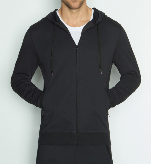 C-IN2 Grip BI-1 Athletic Hoodie Black (5447-001)