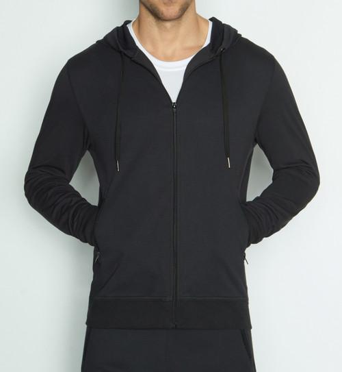 C-IN2 Grip BI-1 Athletic Hoodie Black (5447-001)