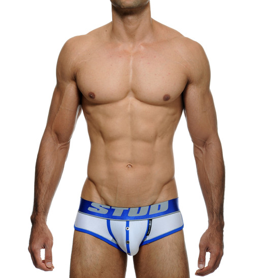STUD Underwear Roca Brief White