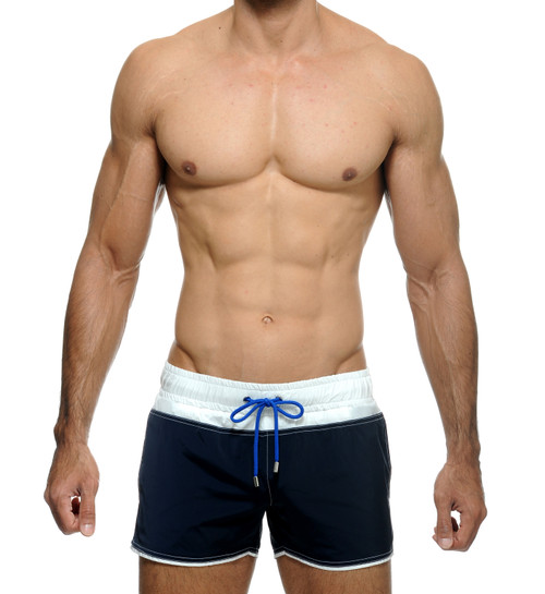 STUD Beachwear Pantone Shorts Navy