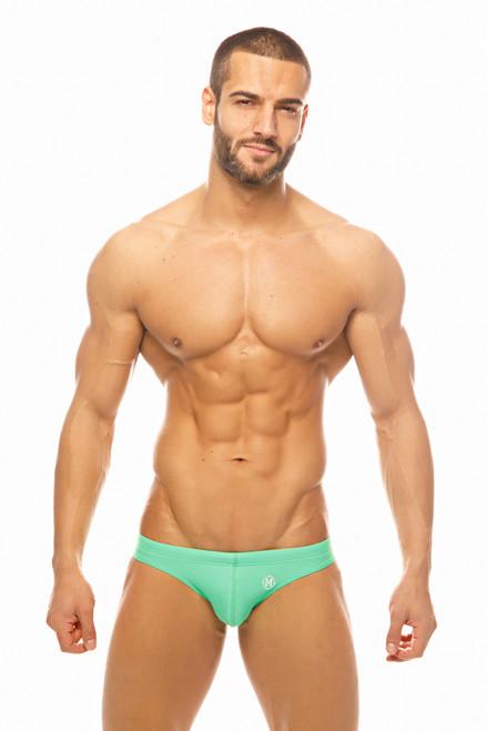 Marcuse Swimwear Inflate Swimbrief Pastel Green (Marcuse-Inflate-Swimwear-Pastel-Green)