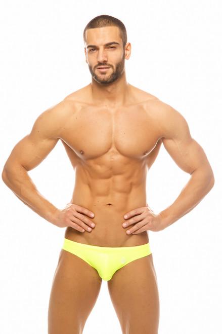 Marcuse Swimwear Inflate Swimbrief Neon Yellow (Marcuse-Inflate-Swimwear-Neon-Yellow)