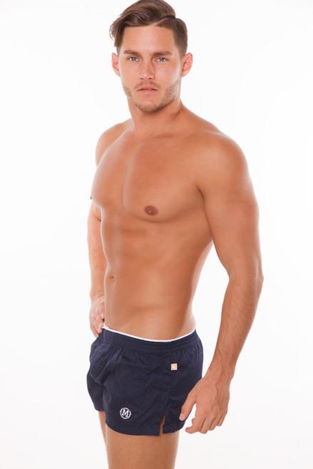 Marcuse Underwear Twitch Boxer Shorts Navy (Marcuse-Twitch-Boxer-Shorts-Navy)