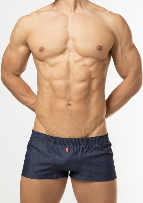 TOOT Underwear Denim Boxer Indigo (HT01I196-Indigo)