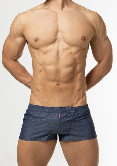TOOT Underwear Denim Boxer Dots (HT01I196-Dots)