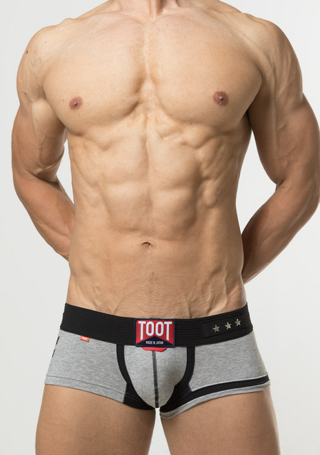 TOOT Underwear 19th Air Force Nano Trunk Gray (NB671202-Gray)