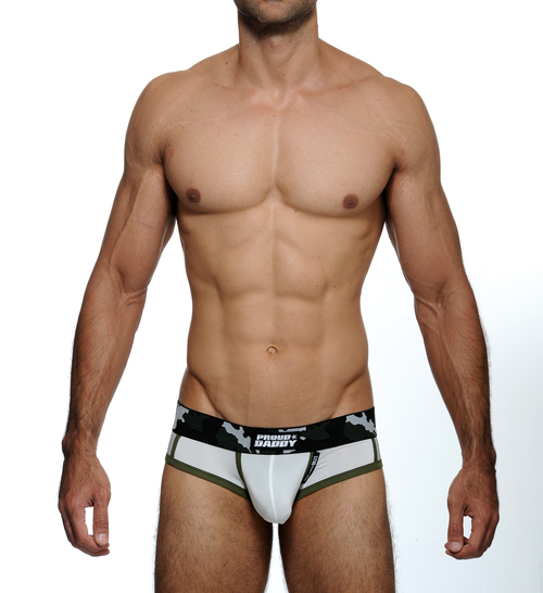 STUD Underwear Kamen Brief Gold (U995LB22)