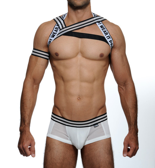 STUD Body Harness Pollux White (RW1018T02)