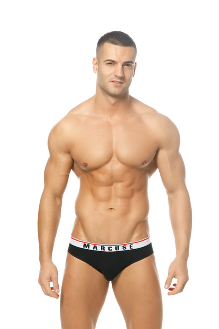 Marcuse Underwear Urban Brief Black (Marcuse-Urban-Brief-Black)