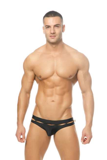 Marcuse Swimwear Barrack Swimbrief Black (Marcuse-Barrack -Swimwear-Black)