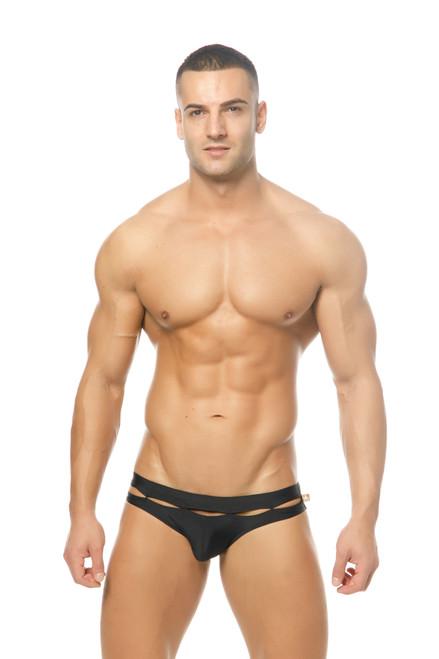 Marcuse Swimwear Barrack Swimbrief Black (Marcuse-Barrack -Swimwear-Black)
