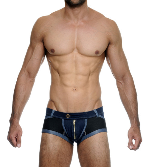STUD Underwear Codec Trunk Denim Blue (U1035LT10)