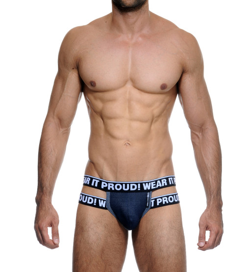 STUD Underwear Falcon Brief Denim Blue (U1043LB10)