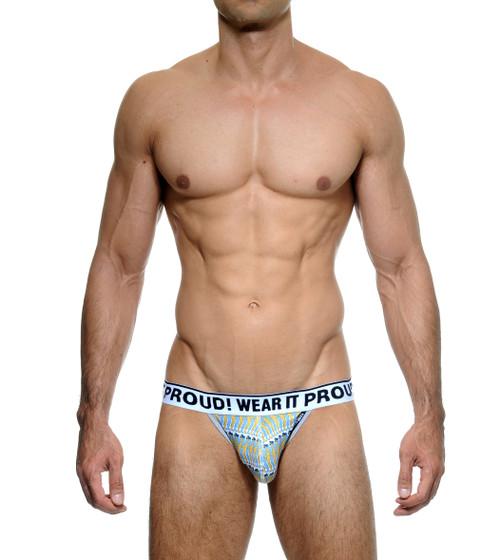 STUD Underwear Eros Jock Yellow (U1070JS06)
